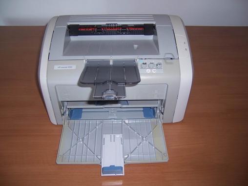 惠普激光打印机