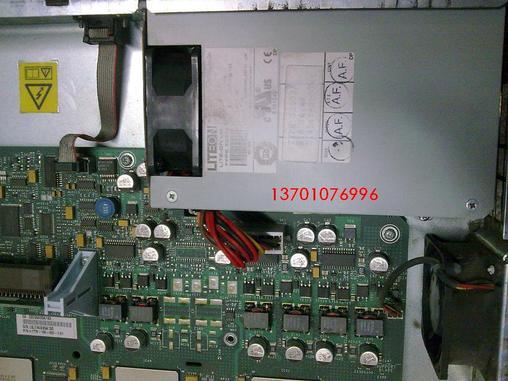 二手3com 24口全千兆核心交换机3c17701内置电源