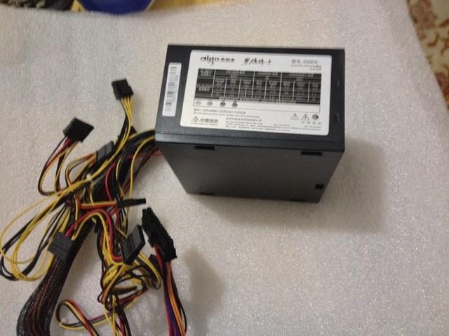 爱国者    型号: 其他型号    额定功率: 450w    电源类型: 台式机